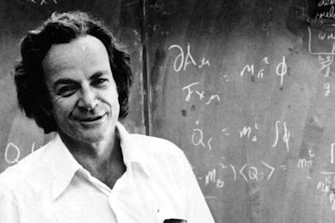 Richard Feynman Messenger Lectures TUVA Project.jpg